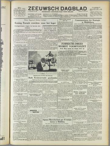 Zeeuwsch Dagblad 1952-07-25