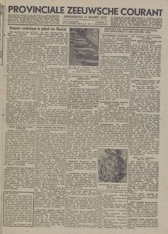 Provinciale Zeeuwse Courant 1943-03-11