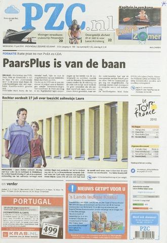 Provinciale Zeeuwse Courant 2010-07-21