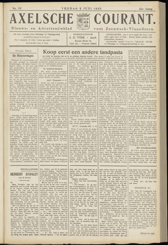 Axelsche Courant 1939-06-02