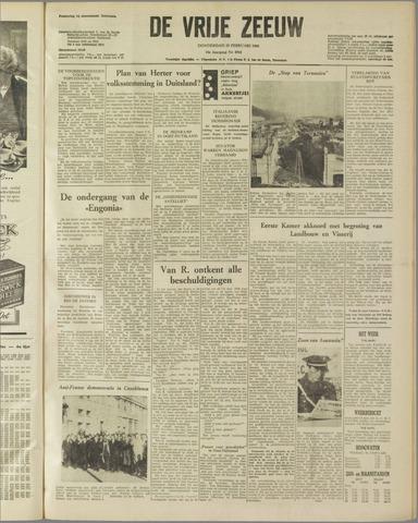 de Vrije Zeeuw 1960-02-25