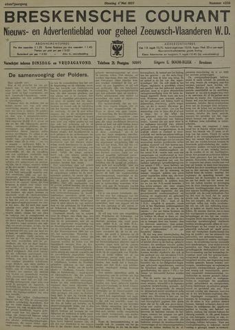 Breskensche Courant 1937-05-04