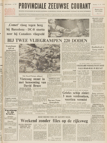 Provinciale Zeeuwse Courant 1970-07-06