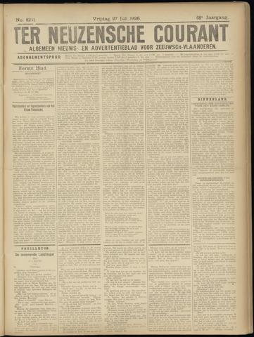 Ter Neuzensche Courant. Algemeen Nieuws- en Advertentieblad voor Zeeuwsch-Vlaanderen / Neuzensche Courant ... (idem) / (Algemeen) nieuws en advertentieblad voor Zeeuwsch-Vlaanderen 1928-07-27