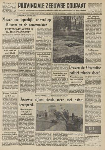 Provinciale Zeeuwse Courant 1959-03-12