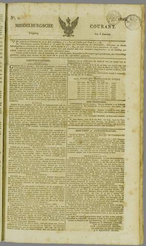 Middelburgsche Courant 1826