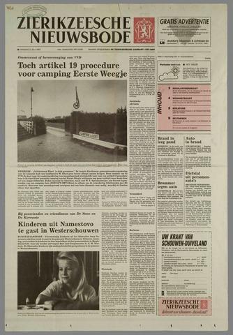 Zierikzeesche Nieuwsbode 1993-07-06