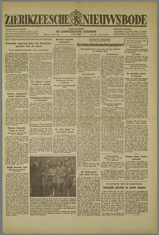 Zierikzeesche Nieuwsbode 1952-06-20