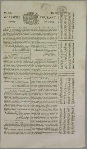 Goessche Courant 1826-07-17