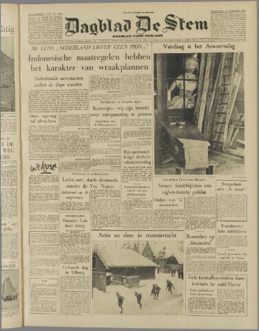 de Stem 1956-02-15