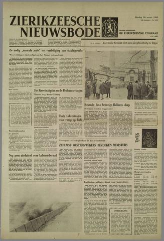 Zierikzeesche Nieuwsbode 1963-03-26