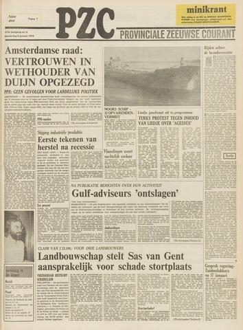 Provinciale Zeeuwse Courant 1976-01-08