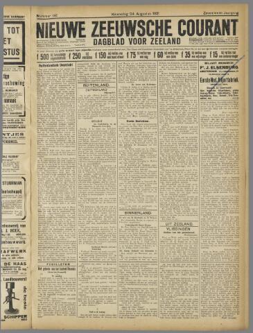 Nieuwe Zeeuwsche Courant 1921-08-24