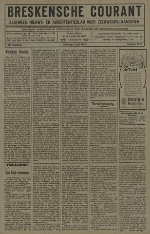Breskensche Courant 1924-07-12