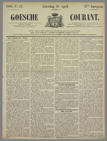 Goessche Courant 1880-04-10