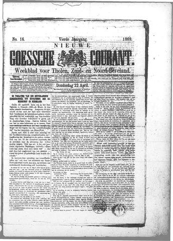 Nieuwe Goessche Courant 1869-04-22