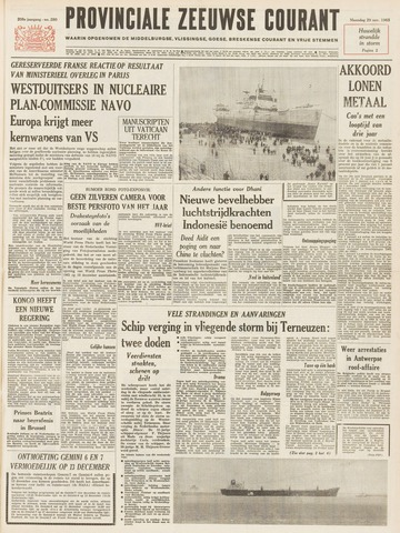 Provinciale Zeeuwse Courant 1965-11-29