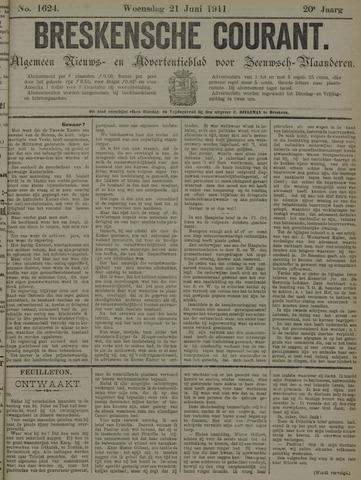 Breskensche Courant 1911-06-21