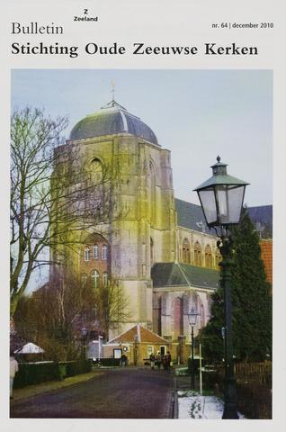 Bulletin Stichting Oude Zeeuwse kerken 2010-12-01