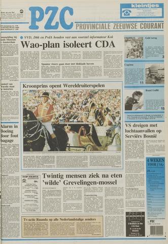Provinciale Zeeuwse Courant 1994-07-28