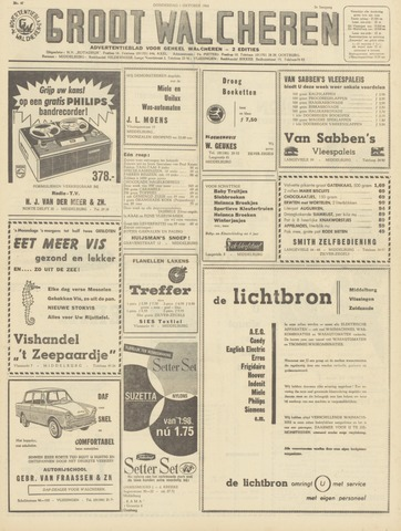 Groot Walcheren 1964-10-01