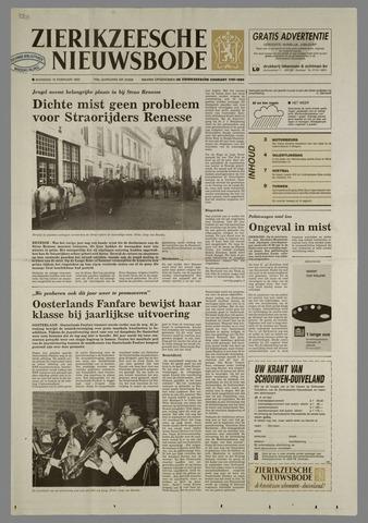 Zierikzeesche Nieuwsbode 1993-02-15