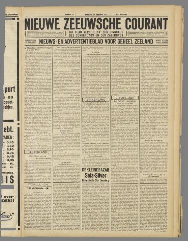 Nieuwe Zeeuwsche Courant 1934-01-30