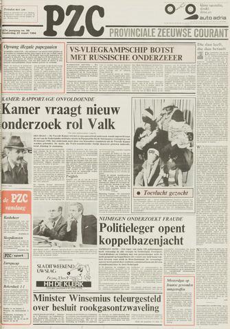 Provinciale Zeeuwse Courant 1984-03-22