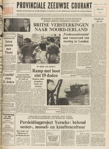 Provinciale Zeeuwse Courant 1969-08-19