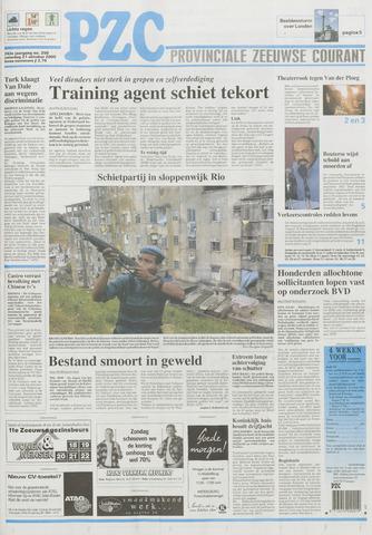 Provinciale Zeeuwse Courant 2000-10-21