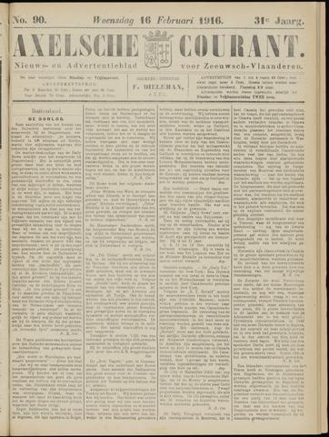 Axelsche Courant 1916-02-16
