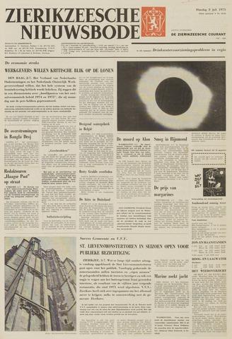 Zierikzeesche Nieuwsbode 1973-07-03