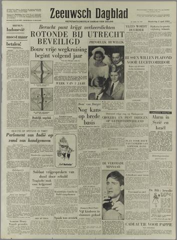 Zeeuwsch Dagblad 1959-04-02