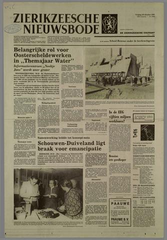 Zierikzeesche Nieuwsbode 1981-10-30
