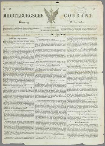 Middelburgsche Courant 1861-12-31