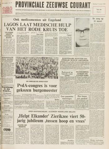 Provinciale Zeeuwse Courant 1970-01-17
