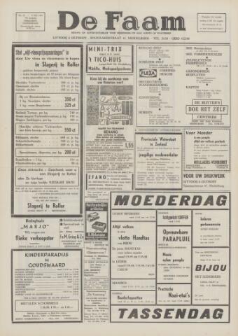 de Faam en de Faam/de Vlissinger 1969-05-08