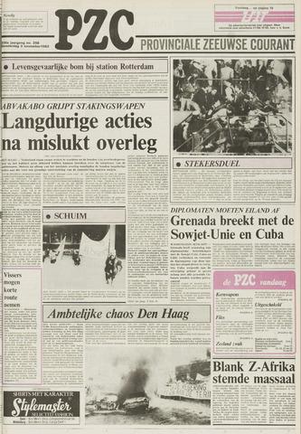 Provinciale Zeeuwse Courant 1983-11-03