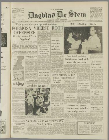 de Stem 1958-08-28
