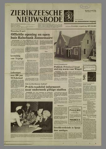 Zierikzeesche Nieuwsbode 1982-04-19