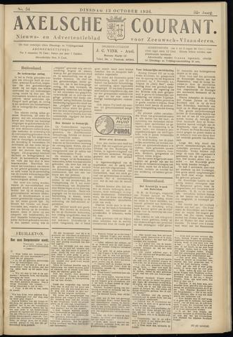 Axelsche Courant 1936-10-13