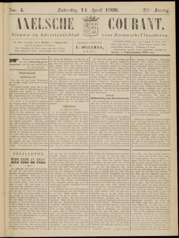 Axelsche Courant 1906-04-14