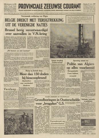 Provinciale Zeeuwse Courant 1960-11-15