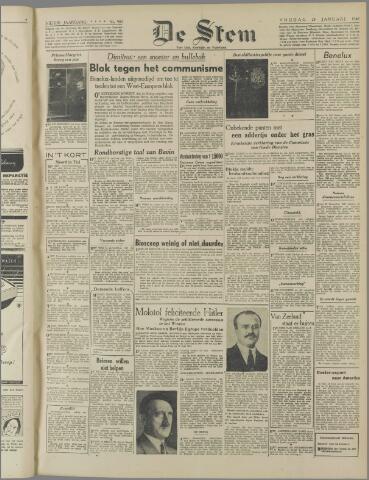 de Stem 1948-01-23
