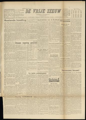 de Vrije Zeeuw 1948-11-27