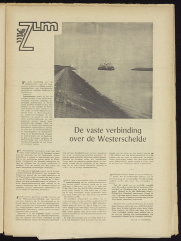 Zeeuwsch landbouwblad ... ZLM land- en tuinbouwblad 1965-06-25