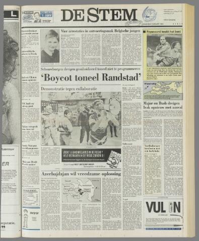 de Stem 1992-03-09