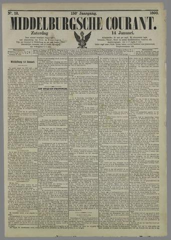 Middelburgsche Courant 1893-01-14