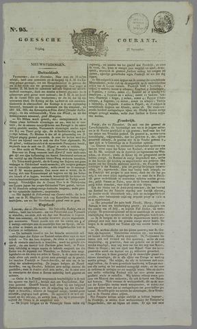 Goessche Courant 1835-11-27