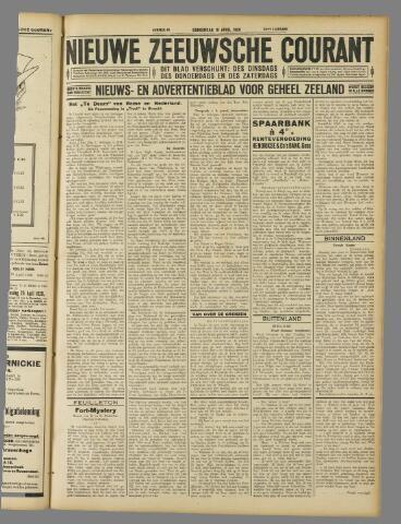 Nieuwe Zeeuwsche Courant 1929-04-18